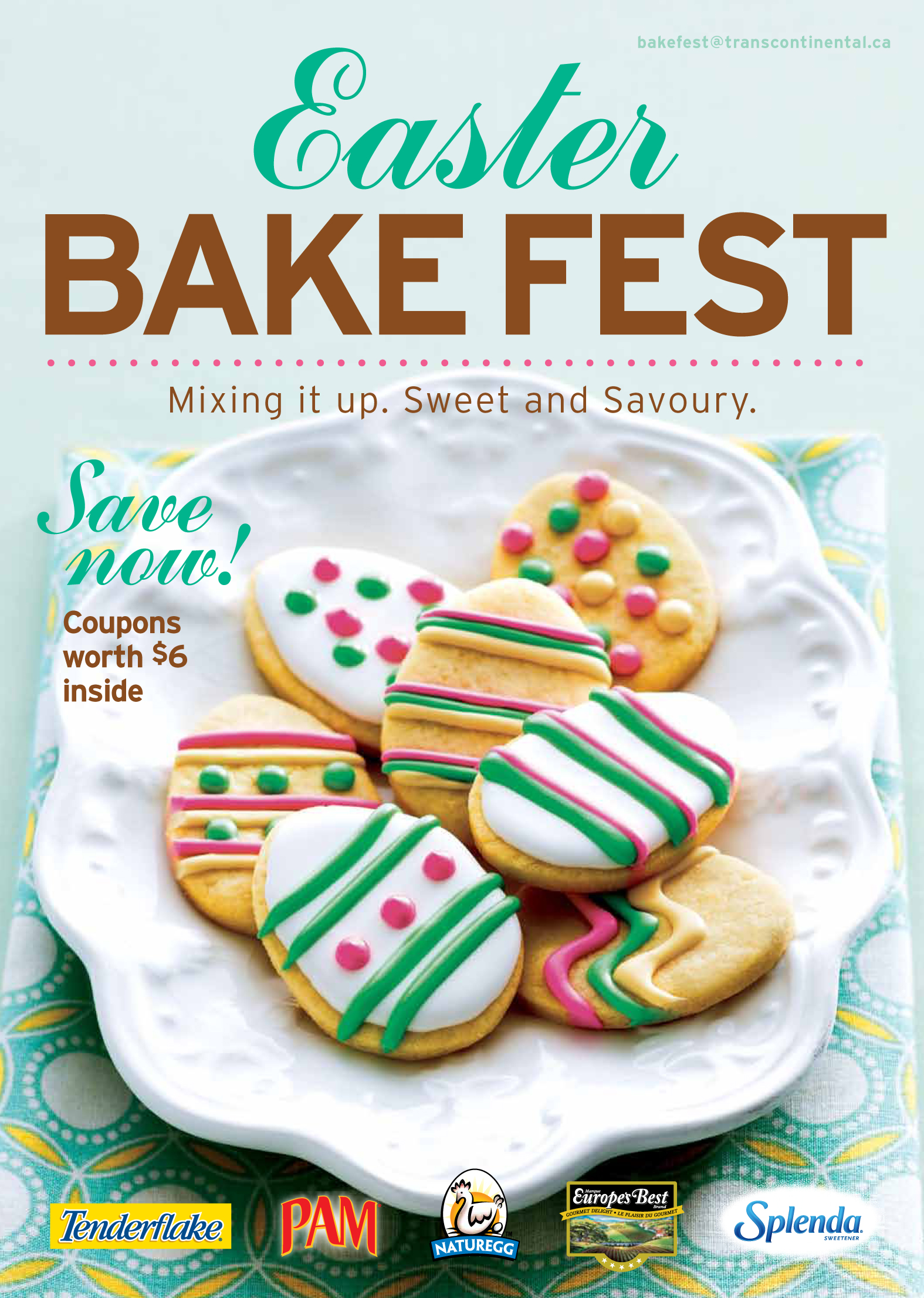 easter bakfest cover
