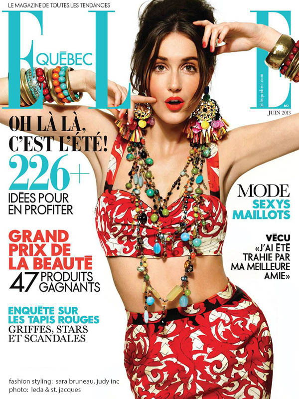 elle quebec june 2013 sara cover rotator