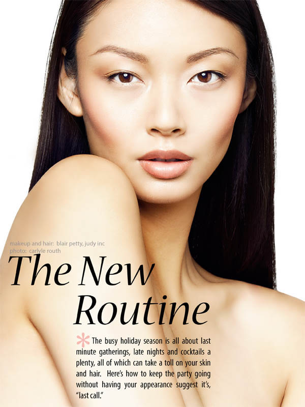 beauty creative the new routine jan 2014 blair 1