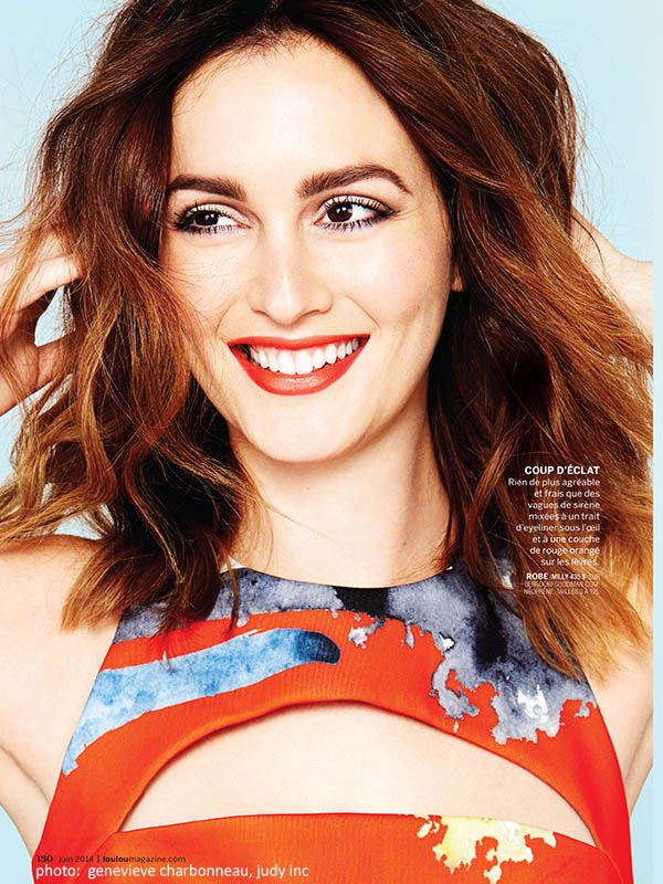 loulou mag june 2014 genevieve 3